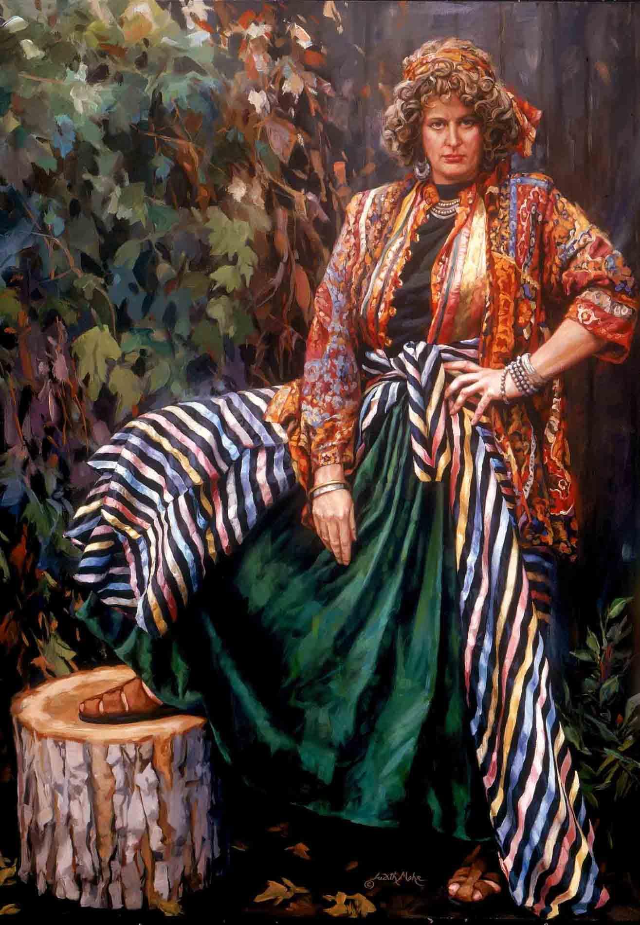 Posing Gypsy