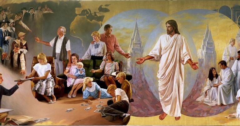 The Eternal Family Through Christ