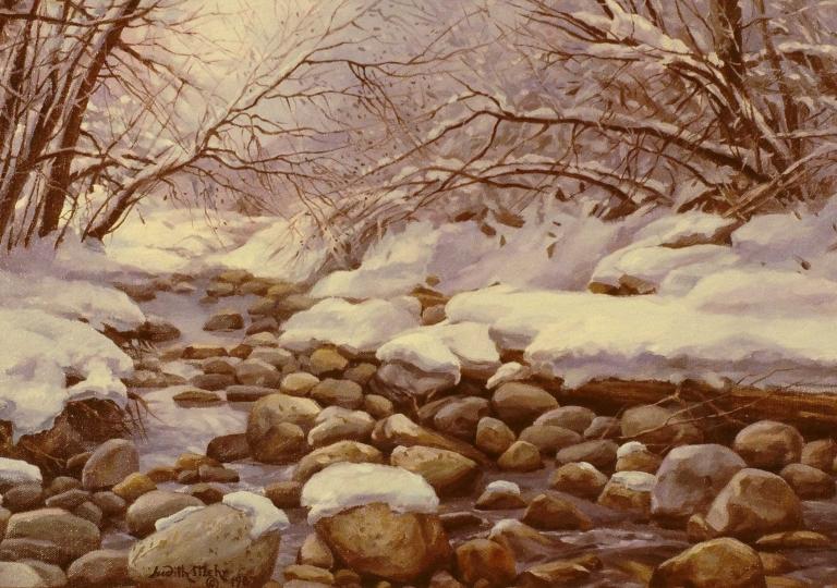 Mia's Winter