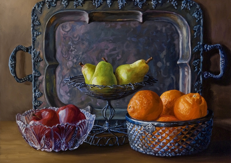 Apples and Oranges, Pears