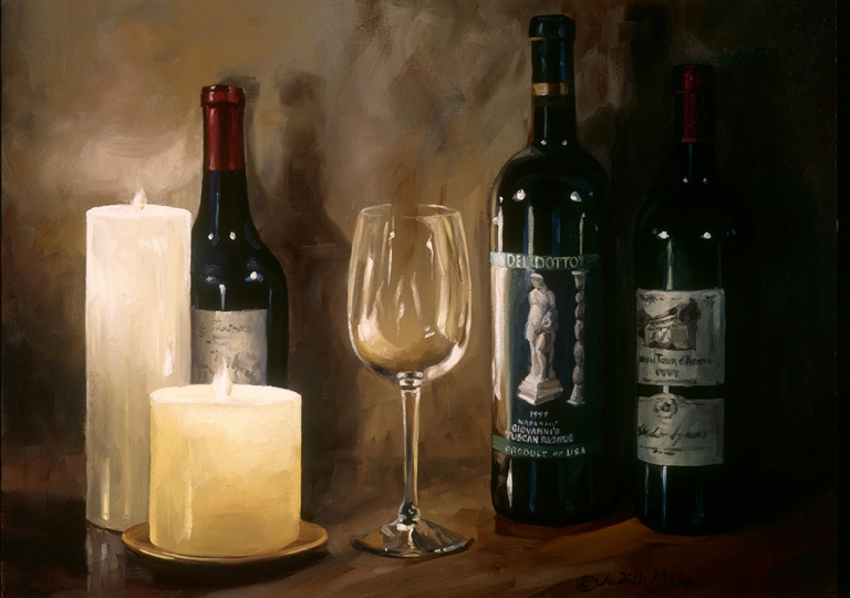 Candlelight & Wine