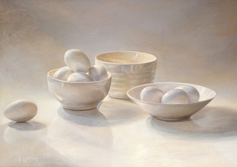Eggs and Bowls