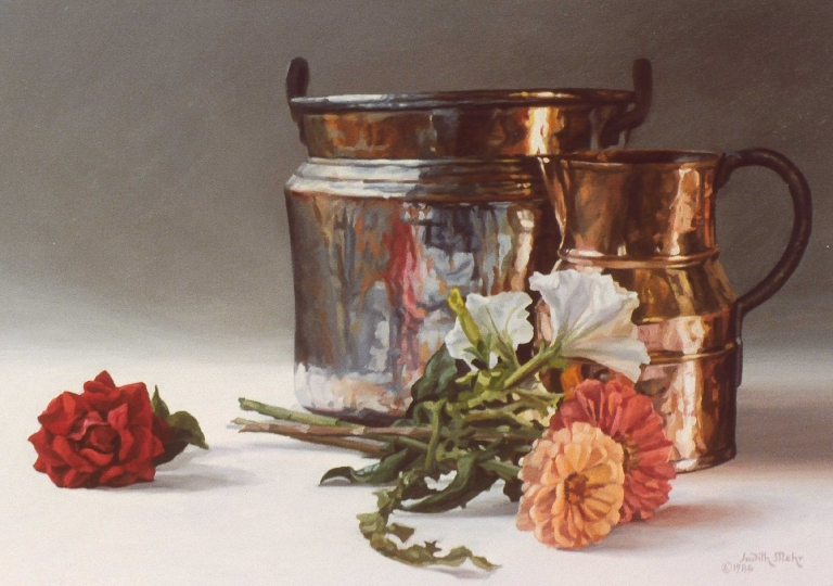 Pots and Flowers